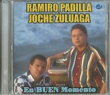 En Buen Momento Ramiro Padilla Joche Zuluaga  Music CD New