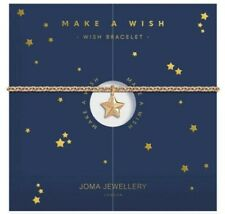 Joma Jewellery Wish Bracelet- Make A Wish