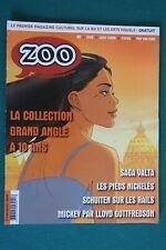 SCHUITEN / Divers : ZOO n° 40 (juin 2012)