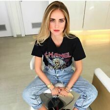 Karl Lagerfeld  iron lager   Chanel T-shirt by bleached goods small