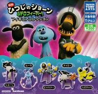 Shaun TAKARA TOMY Gashapon A Shaun the Sheep Movie Farmageddon Figure