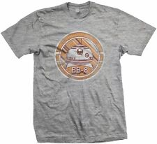 Star Wars Episode VII BB-8 Distress T-Shirt Unisex Taille / Size M ROCK OFF