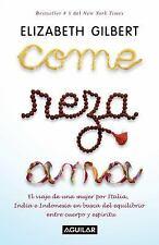 Come, Reza, Ama by Elizabeth Gilbert (2007, Trade Paperback~Mint)