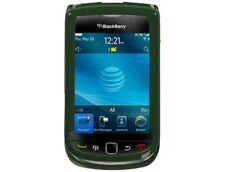 Solid Plastic Phone Case Forest Green For BlackBerry Torch 9800