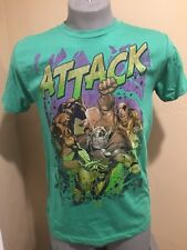 Marvel Super Heroes Attack! Mens Tshirt Size Medium M