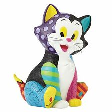 Disney By Britto Figaro Pinocchio Cat Figurine NEW