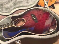 More details for guitar,folk size,electro acoustic & dreadnought case,closs sunburst rrp £540.00