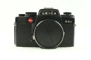 Leica R4s 35mm SLR Film Camera Body Only BLACK -  BB 702-