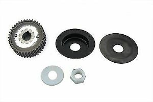 BDL 8mm Belt Drive Front Pulley for Harley Davidson by V-Twin