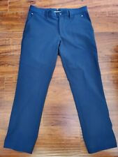 J Lindeberg Golf Pants Winter 32x30 Jl Navy Retail $250
