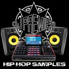 DJ PREMIER GANGSTARR , Loops N Breaks Wav. Samples Akai MPC MPK MPD