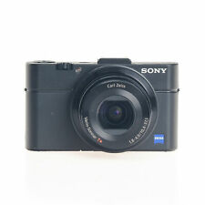 Sony Cyber-shot DSC-RX100 II 20.2MP 3.6x Zoom Compact Camera DSCRX100M2/B