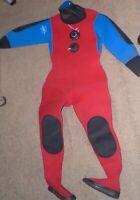 KME Dry-suit drysuit wetsuit Size Medium