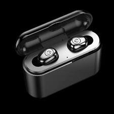 X8 TWS Bluetooth 5.0 Casque Twins Intra-auriculaires Stéréo Sans fil Écouteur FR