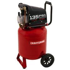 Craftsman Craftsman 10 Gallon 1.0 HP Oil-Lube Portable Air Compressor 135 Max PS