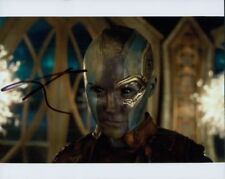 Karen Gillian Photo Signed In Person - Nebula in Guardians of The Galaxy - F41
