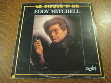 33 tours le disque d'or d'eddy mitchell volume 8 bye bye johnny b. good