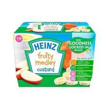 Heinz Fruit Baby Food