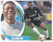 02 KAMENI CAMEROON  MALAGA.CF AS.SAINT-ETIENNE STICKER CROMO LIGA 2013 PANINI