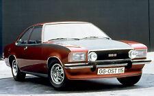 Opel Commodore B Opel Rekord II photo collection 1970-1977 inc GS/E Coupe