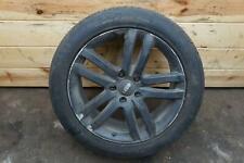 20x9 Inch 5 Double Spoke Wheel Rim Tire 4L0601025M OEM Audi Q7 2007-13 *Note*
