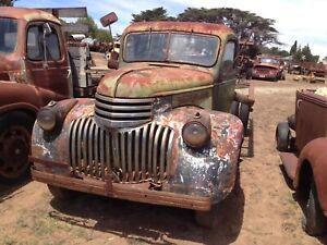 vintage  truck  chevrolet  leand  lease