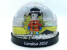 Magnetisch Schnee Globe London Olympics 2012 Beefeater Offiziell Handelsware