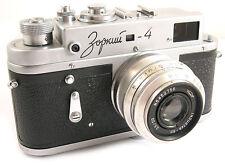 ZORKI 4 Russian Leica Copy Camera Industar-50 Lens #64165711 EXC