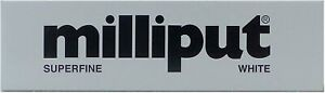 1 x Milliput Superfine White 2 Part Epoxy Putty Adhesive Filler  Mould Model113g