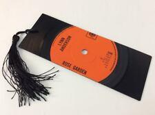 """Lynn Anderson, Rose Garden, 7"""" Vinyl Record Bookmark gift"""