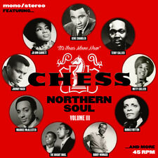 "Chess Northern Soul Vol III - New 7 x 7"" Vinyl Set"