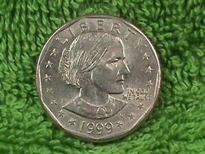 UNITED STATES 1 Dollar 1999 P