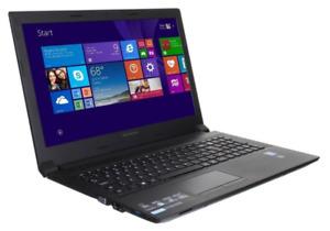 Lenovo B50-80 - Intel i7-5500u,16GB RAM, 256GB SSD, HD Graphics, Win10+ Warranty