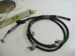Beck Arnley 094-1073 Rear Left Parking Brake Cable Fits 1991-1993 Honda Accord