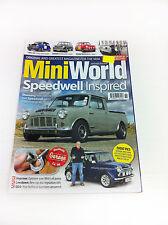 Mini World Magazine November 2014 - Mini Minor Cooper Rover Rally