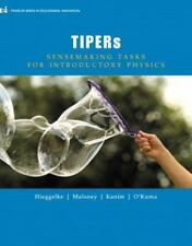 TIPERs: Sensemaking Tasks for Introductory Physics (Pearson Series in Educationa