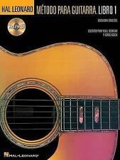 NEW Spanish Hal Leonard Guitar Method Book 1 Book & Online Audio 2nd edition