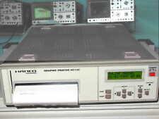 HAMEG HD148 Graphic Printer Oszilloskop Drucker Hardcoppy Dokumentation Oscillos