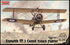 Roden 1/72 Sopwith TF.1 Chameau Trench De combat # 052