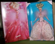 Mib, Nrfb Pink Ice Barbie 1996 Limited Edition #15141, First in a Series