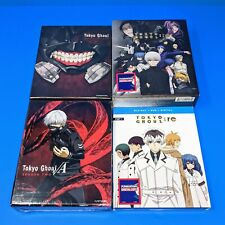 Tokyo Ghoul Complete Limited Edition Anime Series Blu-ray DVD Season 1 2 3 vA Re