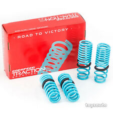 """Godspeed Tractions-S Lower Lowering Drop Spring for Acura Integra 90-93 2""""/1.8"""""""