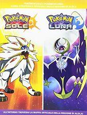 Pokemon Sole E Luna Guida Strategica Ufficiale IT IMPORT PIGGYBACK EDIZIONI
