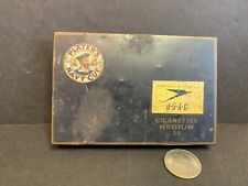 Player's Navy Cut Tin, BOAC Airlines Cigarette Advertising Tin