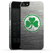 Apple iPhone 5 Premium Case Cover - Metal Scratch SpVgg