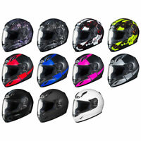 NEW - HJC CL-Y Youth Full Face Motorcycle Street Helmet DOT - Pick Size & Color