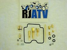 Yamaha YFM400 Big Bear 400 2000-2012 Carburetor Carb Rebuild Kit Repair YFM 400