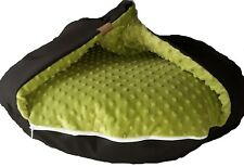 Reversible Snuggle Cave Dog /Cat bed Pillow 70cm
