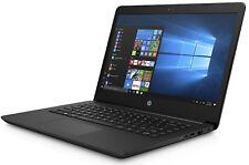 "HP 14-BP151SA 14"" Intel Core i5-8250u 128GB SSD 8GB Laptop Black -Windows 10"