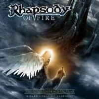 """RHAPSODY OF FIRE """"THE COLD EMBRACE OF FEAR"""" CD NEW!"""